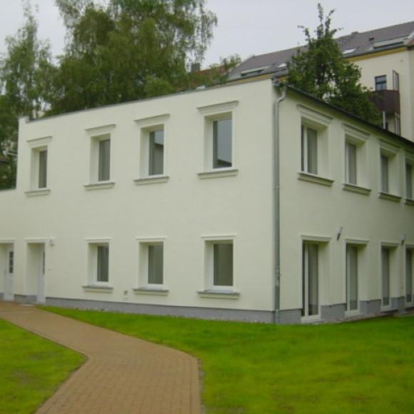 Saniertes Einfamilienhaus Adolph-Menzel-Straße 7a Leipzig-Gohlis